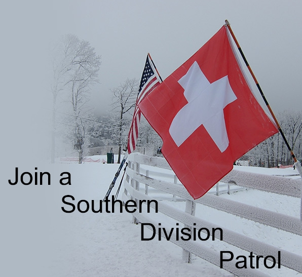 Join a Southern Division Patrol